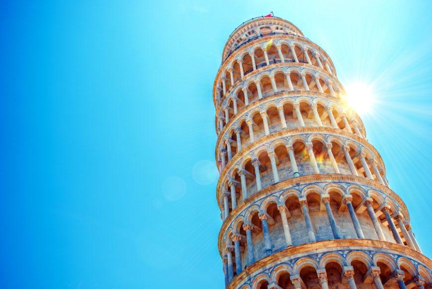 Atrações turísticas da itália
